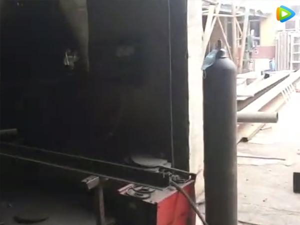 厂房环境视频